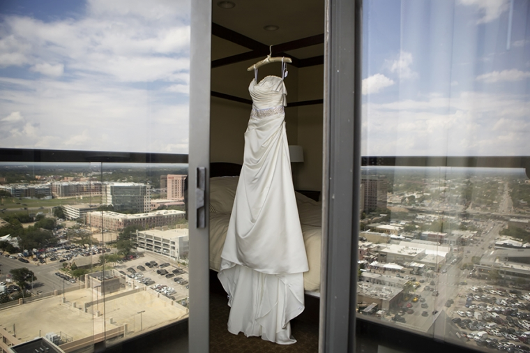 Wedding Dress Omni Hotel Austin